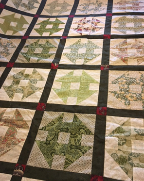2018 Colonial Day Quilt
