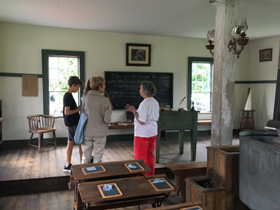 Church School House Open at Fall Festival 2018